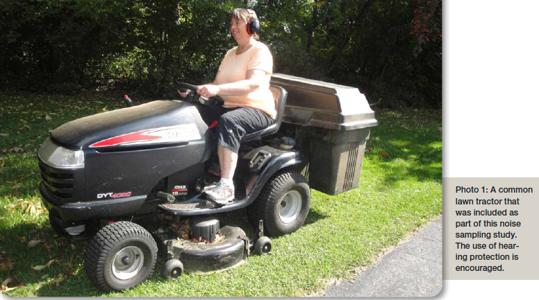 Lawn Tractor Noise Reduction | Lawn tractors are a familiar sound