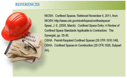 Confined Space Standards | OSHA's Permit Requirements