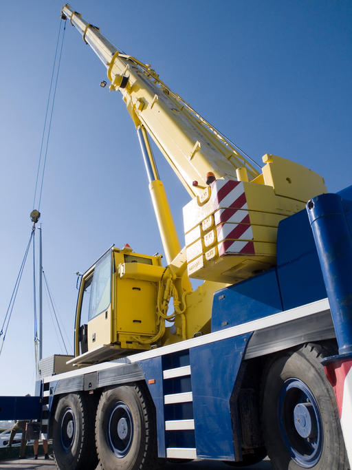 Mobile Crane Safety The Importance Of Lift Planning
